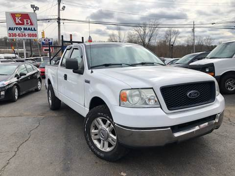 2006 Ford F-150 for sale at KB Auto Mall LLC in Akron OH