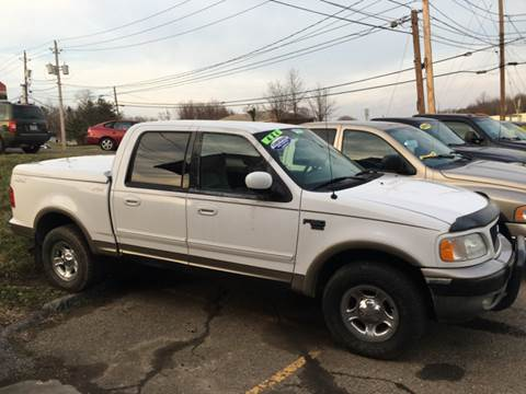 2002 Ford F-150 for sale at KB Auto Mall LLC in Akron OH