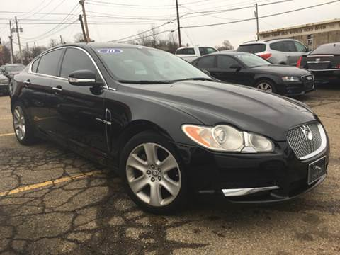 2009 Jaguar XF for sale at KB Auto Mall LLC in Akron OH