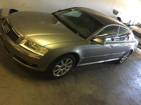 2005 Audi A8 L for sale at KB Auto Mall LLC in Akron OH