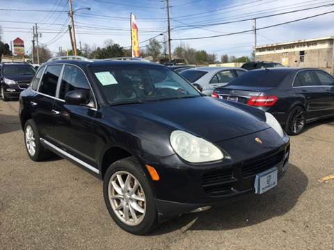 2004 Porsche Cayenne for sale at KB Auto Mall LLC in Akron OH