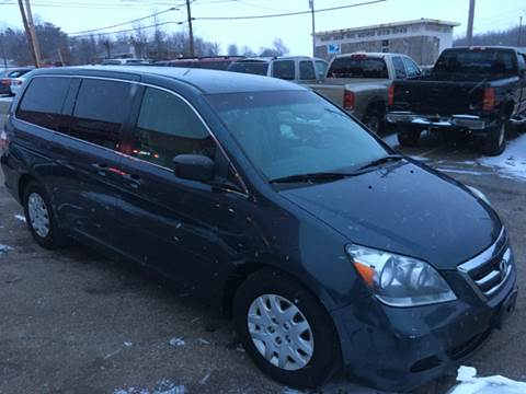 2005 Honda Odyssey for sale at KB Auto Mall LLC in Akron OH