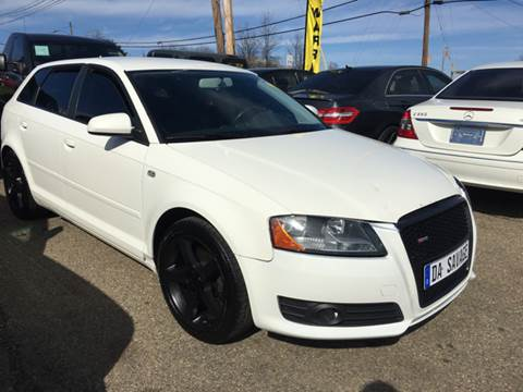 2006 Audi A3 for sale at KB Auto Mall LLC in Akron OH