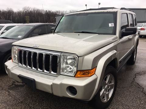 2007 Jeep Commander for sale at KB Auto Mall LLC in Akron OH