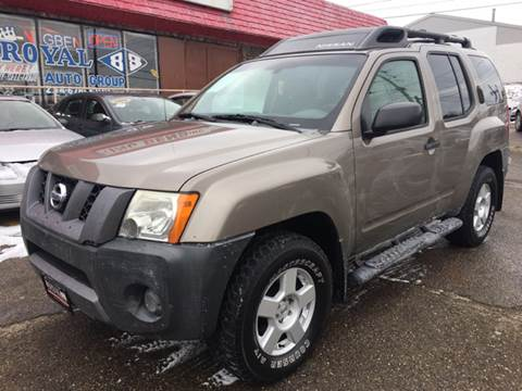 2007 Nissan Xterra for sale at KB Auto Mall LLC in Akron OH