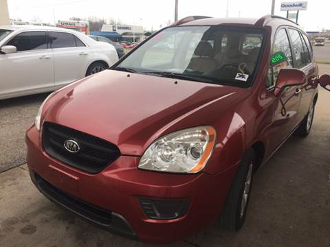 2007 Kia Rondo for sale in Akron, OH