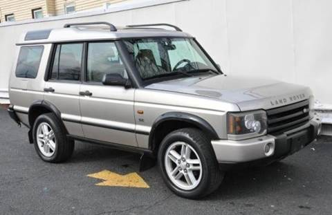 2003 Land Rover Discovery for sale at KB Auto Mall LLC in Akron OH