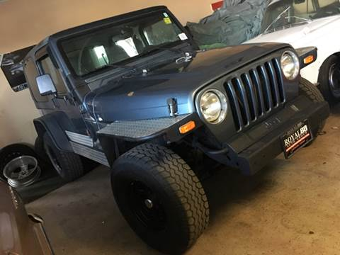1997 Jeep Wrangler for sale at KB Auto Mall LLC in Akron OH