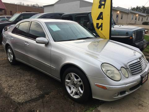 2005 Mercedes-Benz E-Class for sale at KB Auto Mall LLC in Akron OH