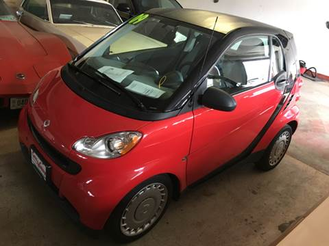 2009 Smart fortwo for sale at KB Auto Mall LLC in Akron OH