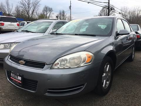2006 Chevrolet Impala for sale at KB Auto Mall LLC in Akron OH