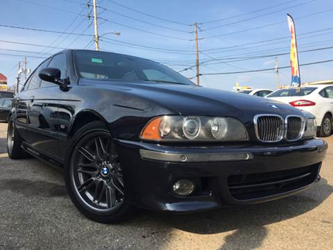 2002 BMW M5 for sale at KB Auto Mall LLC in Akron OH