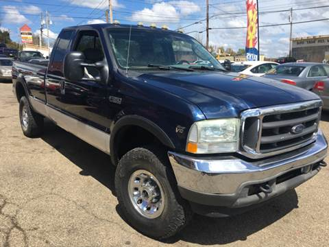 2004 Ford F-350 Super Duty for sale at KB Auto Mall LLC in Akron OH