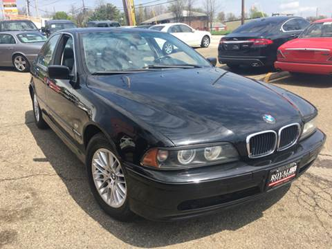 2001 BMW 5 Series for sale at KB Auto Mall LLC in Akron OH
