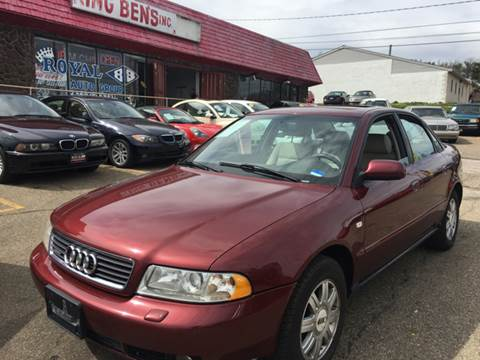 2001 Audi A4 for sale at KB Auto Mall LLC in Akron OH