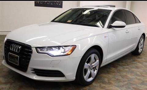 2012 Audi A6 for sale at KB Auto Mall LLC in Akron OH