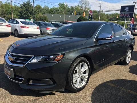 2014 Chevrolet Impala for sale at KB Auto Mall LLC in Akron OH