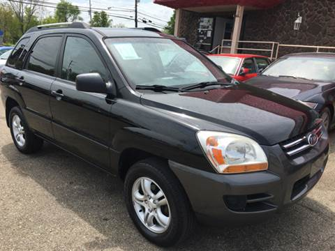 2006 Kia Sportage for sale at KB Auto Mall LLC in Akron OH