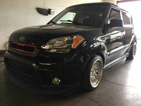 2010 Kia Soul for sale in Akron, OH