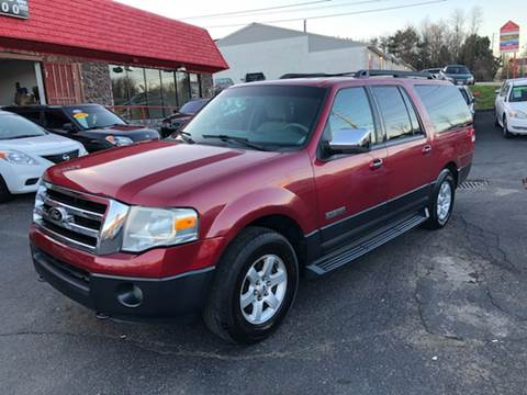 2007 Ford Expedition EL for sale at KB Auto Mall LLC in Akron OH