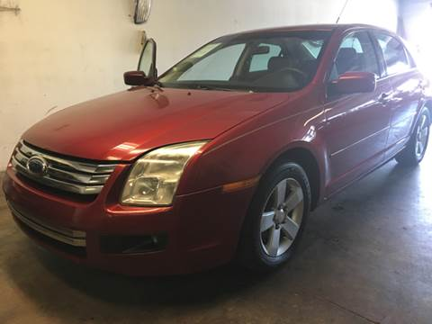 2008 Ford Fusion for sale in Akron, OH