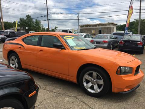 2007 Dodge Charger for sale at KB Auto Mall LLC in Akron OH