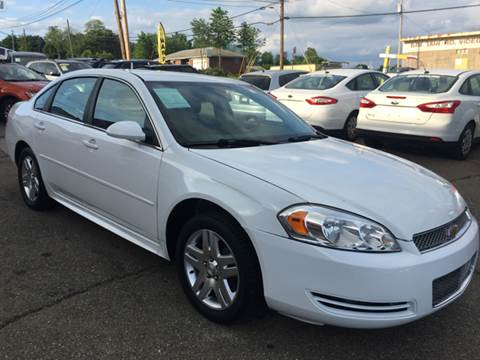 2013 Chevrolet Impala for sale at KB Auto Mall LLC in Akron OH