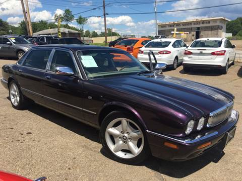 1999 Jaguar XJ-Series for sale at KB Auto Mall LLC in Akron OH