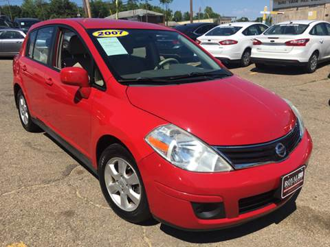 2007 Nissan Versa for sale at KB Auto Mall LLC in Akron OH