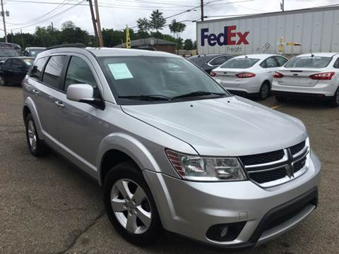 2011 Dodge Journey for sale at KB Auto Mall LLC in Akron OH