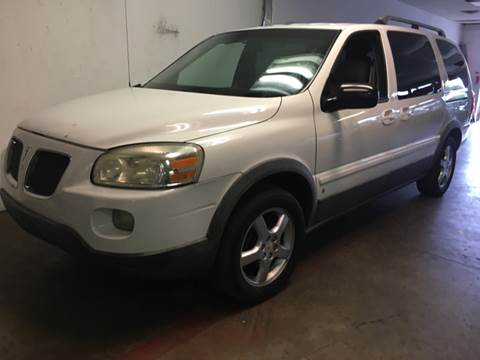 2006 Pontiac Montana SV6 for sale at KB Auto Mall LLC in Akron OH