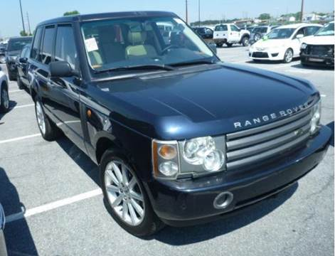 2004 Land Rover Range Rover for sale at KB Auto Mall LLC in Akron OH