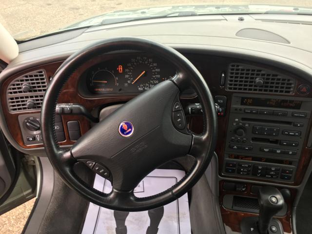 2001 Saab 9 5 Se V6t 4dr Turbo Wagon In Akron Oh Kb Auto Mall Llc