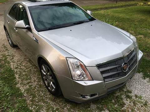 2008 Cadillac CTS for sale at KB Auto Mall LLC in Akron OH