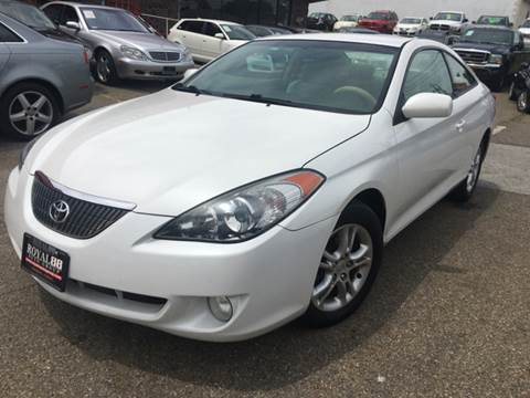 2006 Toyota Camry Solara for sale at KB Auto Mall LLC in Akron OH