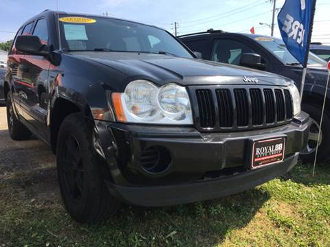 2006 Jeep Grand Cherokee for sale at KB Auto Mall LLC in Akron OH