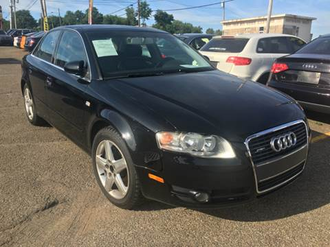 2005 Audi A4 for sale at KB Auto Mall LLC in Akron OH