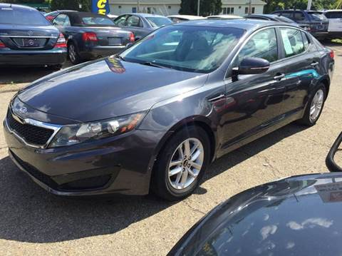 2011 Kia Optima for sale at KB Auto Mall LLC in Akron OH