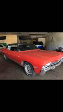 1968 Chevrolet Caprice for sale at KB Auto Mall LLC in Akron OH