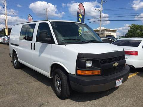 2007 Chevrolet Express Cargo for sale at KB Auto Mall LLC in Akron OH