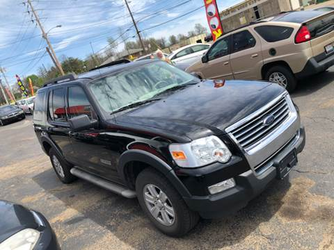 2007 Ford Explorer for sale at KB Auto Mall LLC in Akron OH
