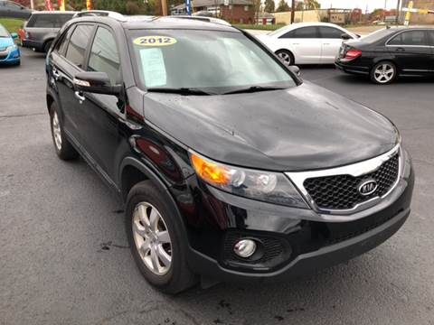 2012 Kia Sorento for sale at KB Auto Mall LLC in Akron OH