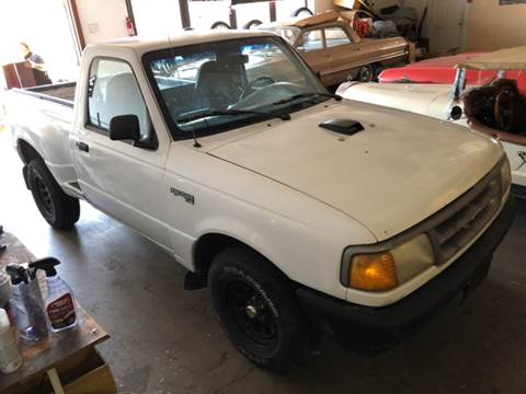 1996 Ford Ranger for sale at KB Auto Mall LLC in Akron OH