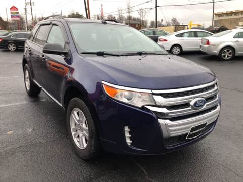 2011 Ford Edge for sale at KB Auto Mall LLC in Akron OH