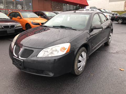 2008 Pontiac G6 for sale at KB Auto Mall LLC in Akron OH