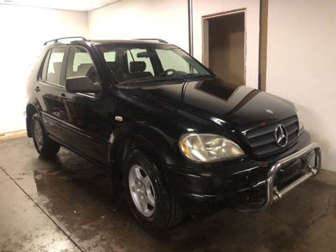 1998 Mercedes-Benz M-Class for sale at KB Auto Mall LLC in Akron OH