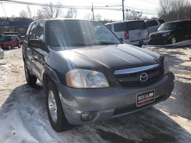 2001 mazda tribute es v6 4wd 4dr suv in akron oh kb auto mall llc contact sciox Image collections