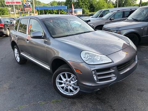 2008 Porsche Cayenne for sale at KB Auto Mall LLC in Akron OH