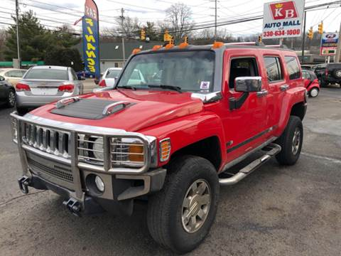 2006 HUMMER H3 for sale at KB Auto Mall LLC in Akron OH