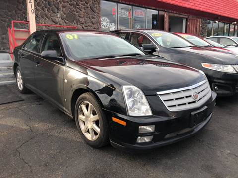 2007 Cadillac STS for sale at KB Auto Mall LLC in Akron OH